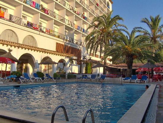 Sant Salvador, إسبانيا: piscine