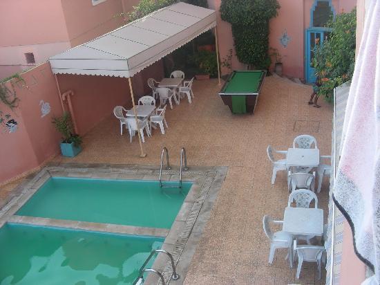 Hotel Littoral: salon