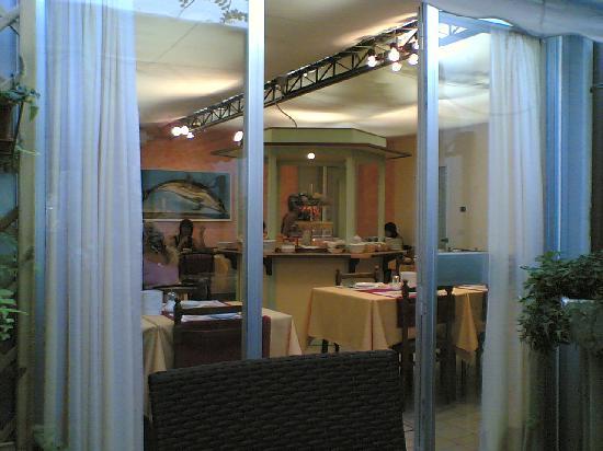 Numi & Medusa Hotel: sala colazione