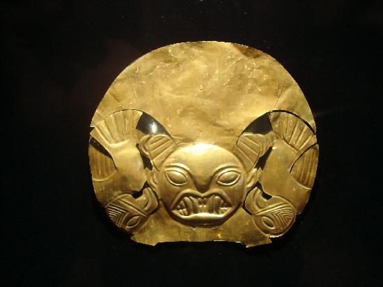 มูเซโอลาร์โค: Museo Larco Ancient Peruvian Gold
