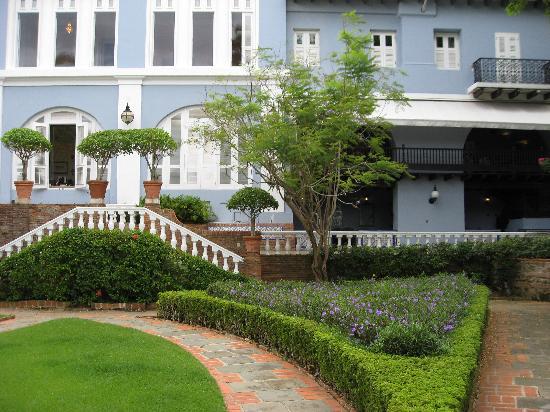 La Fortaleza - Palacio de Santa Catalina: Gardens