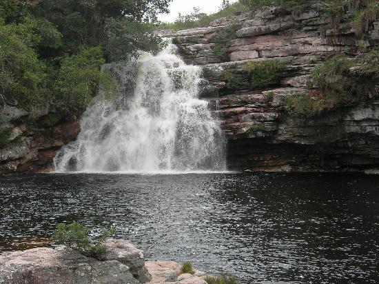 Pousada Vila Serrano: cascata