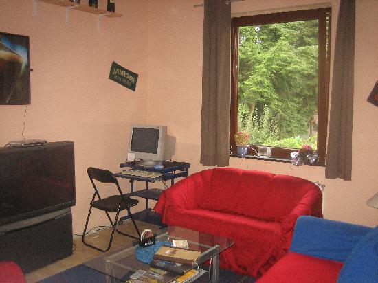Southend Hostel Bremen: Salón comunitario