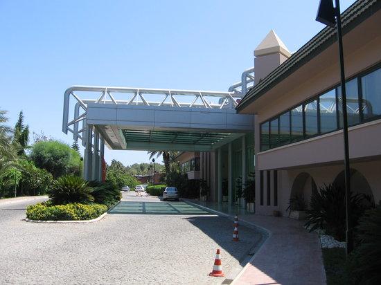 Pegasos Club: Pegasos resort main entrance