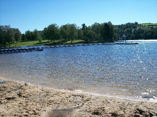 La Base De Loisirs De Miele - Le Lac - Picture Of Beaulieu-sur-dordogne  Correze