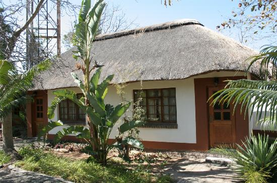 Balule Nature Reserve, Sydafrika: Chalets no.3 and 4