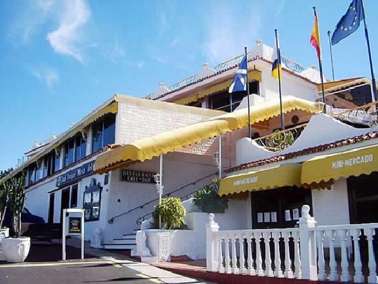 Tacoronte, España: Hotel Parque Mesa Del Mar