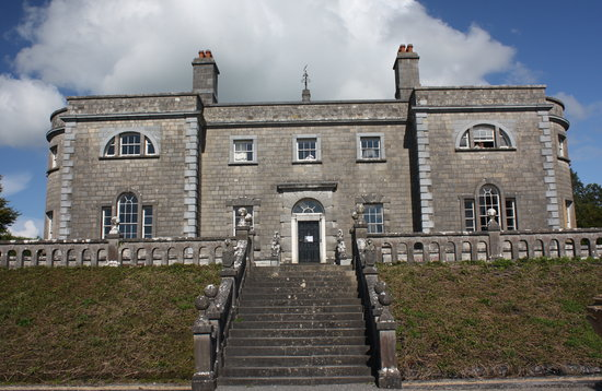Mullingar, Irland: Ireland: co. Westmeath - Belvedere House