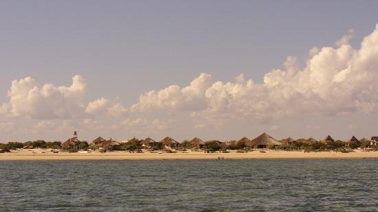 Anakao Ocean Lodge: il villaggio dal mare