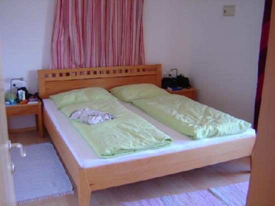 Appartements Wiesenbauer: schlafzimmer