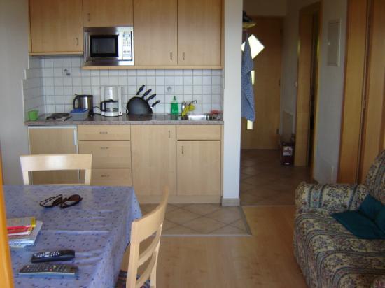 Appartements Wiesenbauer: wohnküche