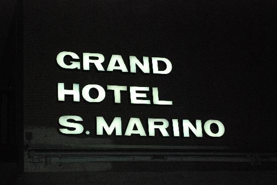 Grand Hotel San Marino: Grand Hotel