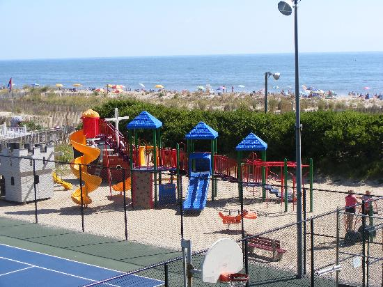 Sea Watch Condominium: play area