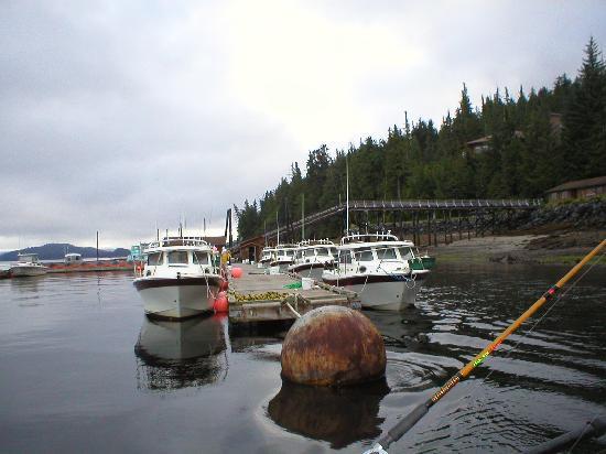 Salmon Falls Resort: The Fleet