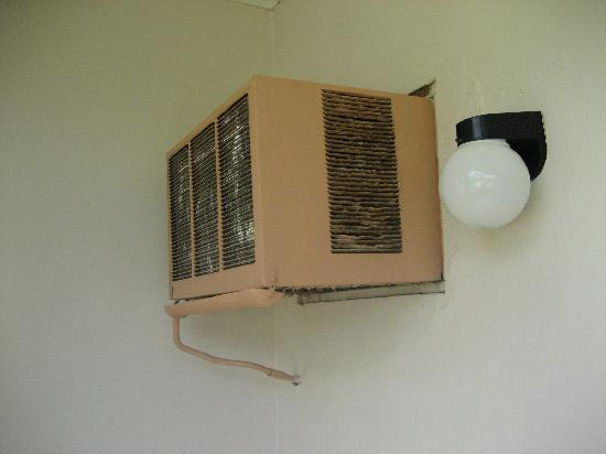 Airconditioner From 1950 Picture Of Divi Aruba All