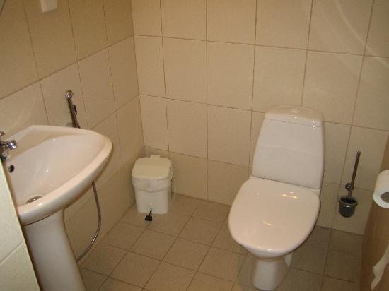 Hostel Pepleri: Baño