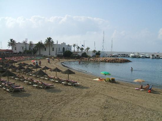 El Rodeo: The beach nearest the hotel