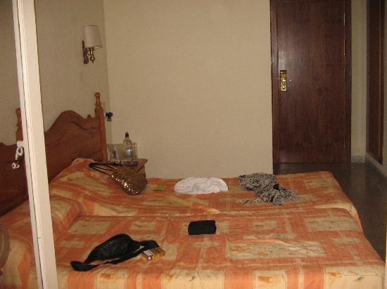 Malgrat de Mar, Hiszpania: The room