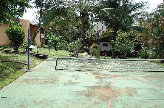 Dos Palmas Country Inn La Garita: The play court
