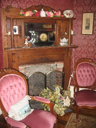 Bedford Inn: The Front Parlor