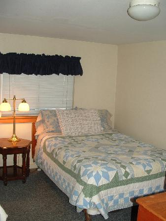 Litson Villas: One of the beds