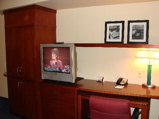 Courtyard Hattiesburg: Room 134