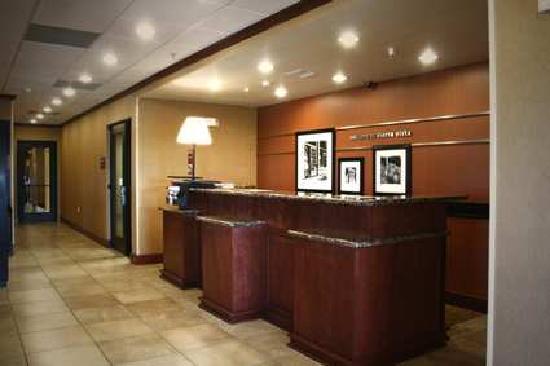 Hampton Inn Sierra Vista : Lobby