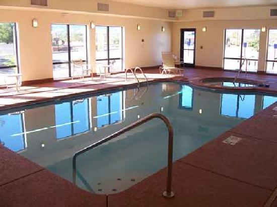 Hampton Inn Sierra Vista: Indoor Pool