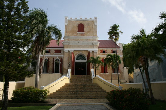 Charlotte Amalie, Saint Thomas: Frederick Lutheran Church