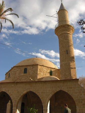 Larnaka, Kypros: Hala Sultan Tekke