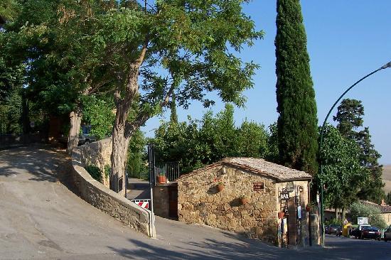 Monticchiello, Italy: un piccolo ristoro