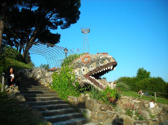 Il drago del giardino dell 39 orticoltura foto di firenze - Giardino dell orticoltura firenze ...