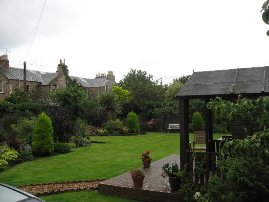 John's well tended garden - Picture of Miller House Guest House, Ayr -  Tripadvisor
