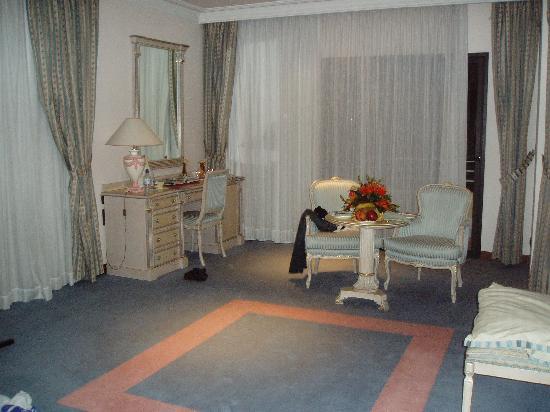 GPRO Valparaiso Palace & SPA: suite 1