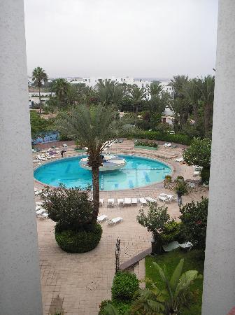 Hotel Adrar: pas mal la piscine