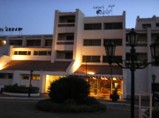 Hotel Adrar: façade de l'hotel