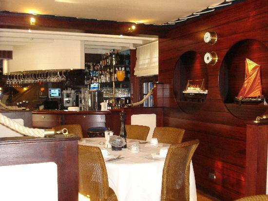 De Barge Hotel: Le bar