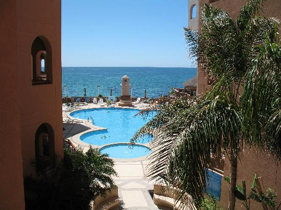 Sea Of Cortez Beach Club Pool And From Lobby
