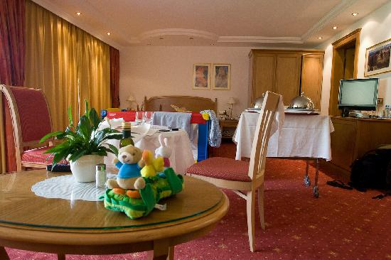 Alpenroyal Grand Hotel - Gourmet & Spa: Junior Suite view