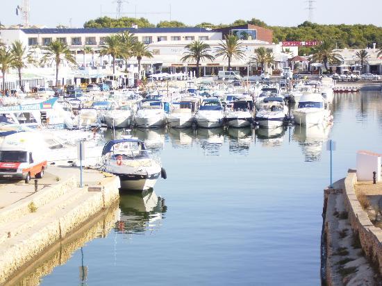 Aparthotel Paradise Club & Spa: The Marina