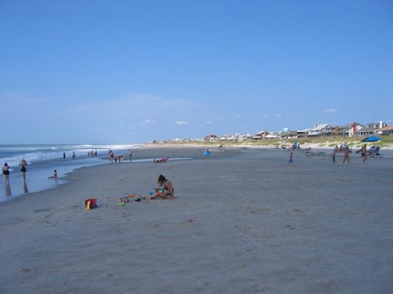 Peppertree Atlantic Beach, a Festiva Destination: View up the beach