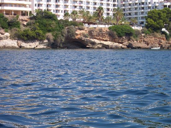 Hotel Delfin Mar: Denkmal zum Wandern