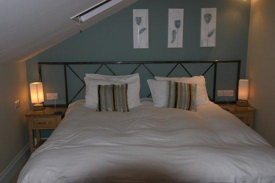 Grassington Lodge: 6 foot bed