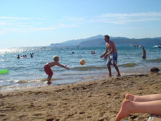 Capoliveri, Italia: Innamorata beach