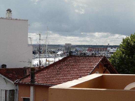 Comfort Hotel Aquamarina : panorama