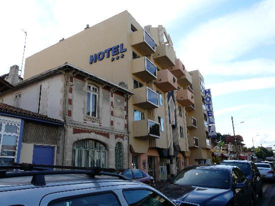Comfort Hotel Aquamarina : l'hotel