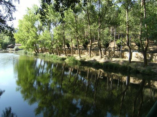 Soria, Espagne : a la ribera del Duero