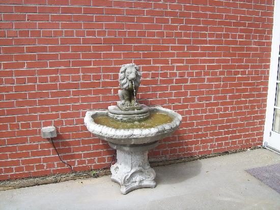 Hotel Riverwalk: fountain