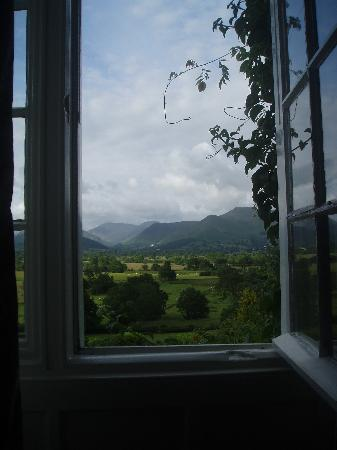 Lyzzick Hall Hotel : Picture Window