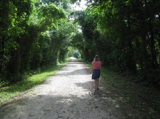 Boonville, MO: On the beautiful Katy Trail